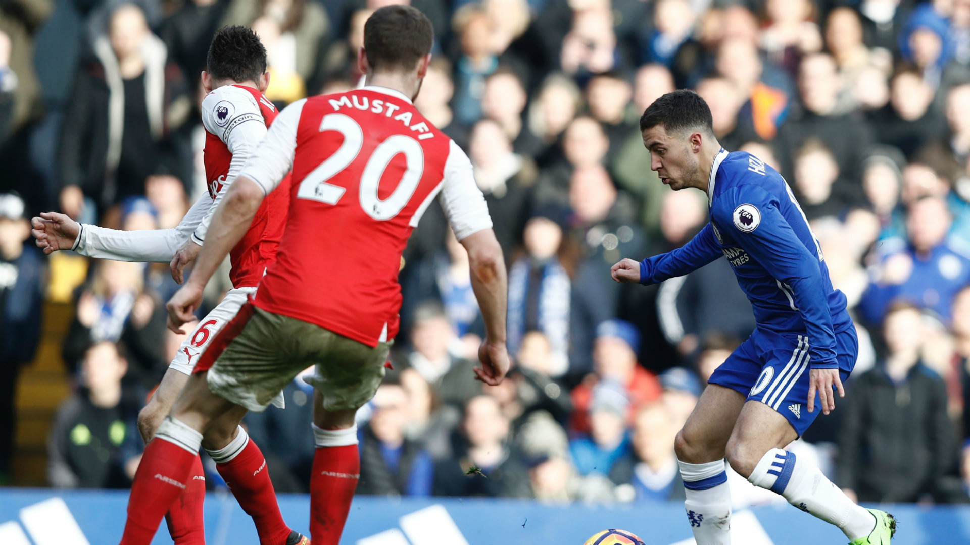 Chelsea-Arsenal PREDICTIONS (10.01.2018)