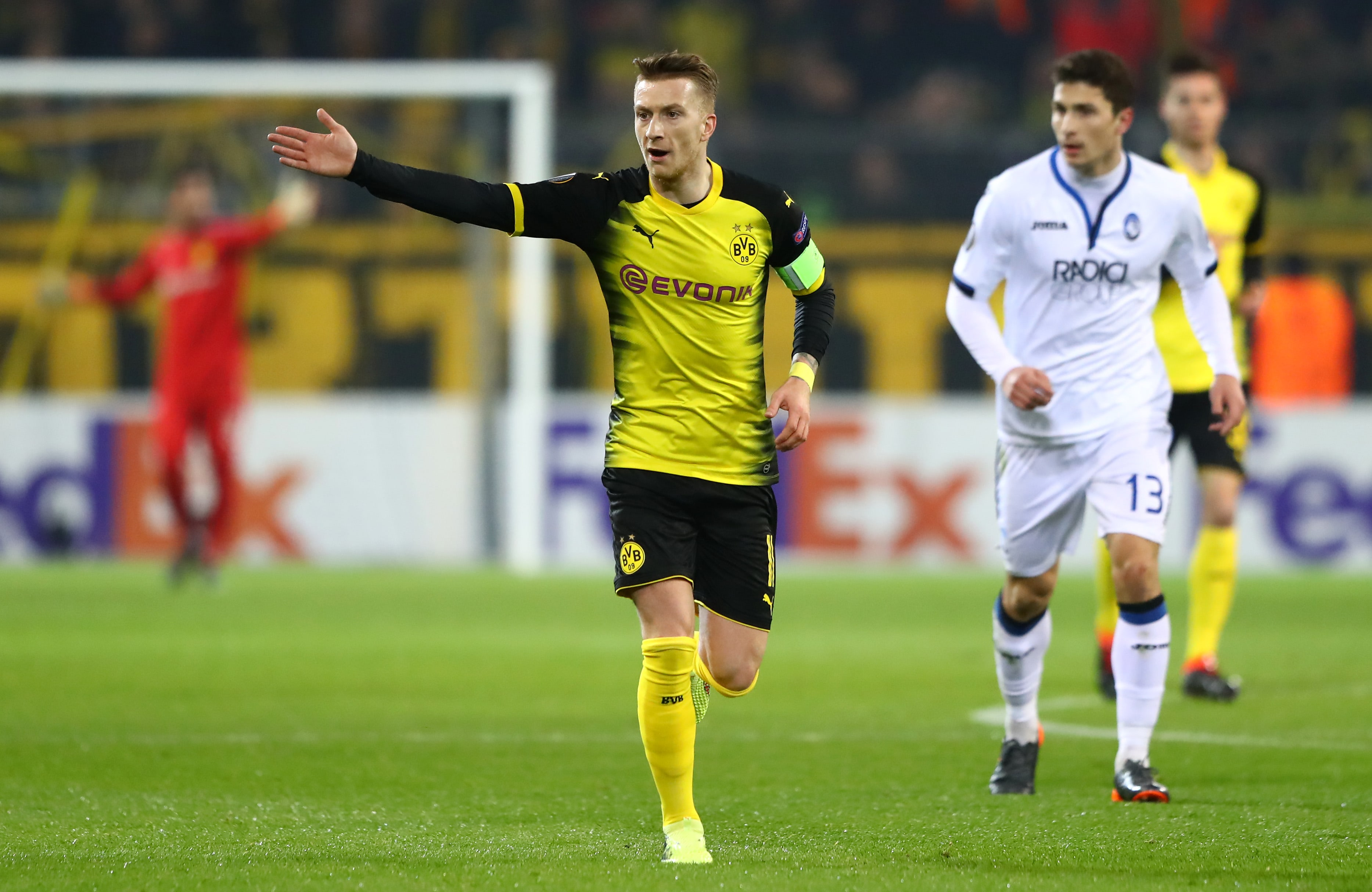 UEFA Europa League Atalanta – Dortmund 22.02.2018