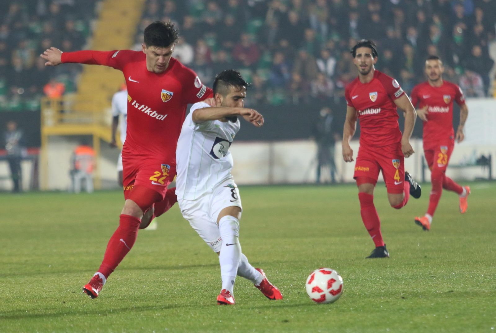 Betting Prediction: Kayserispor – Akhisar Genclik Spor 07.02.2018