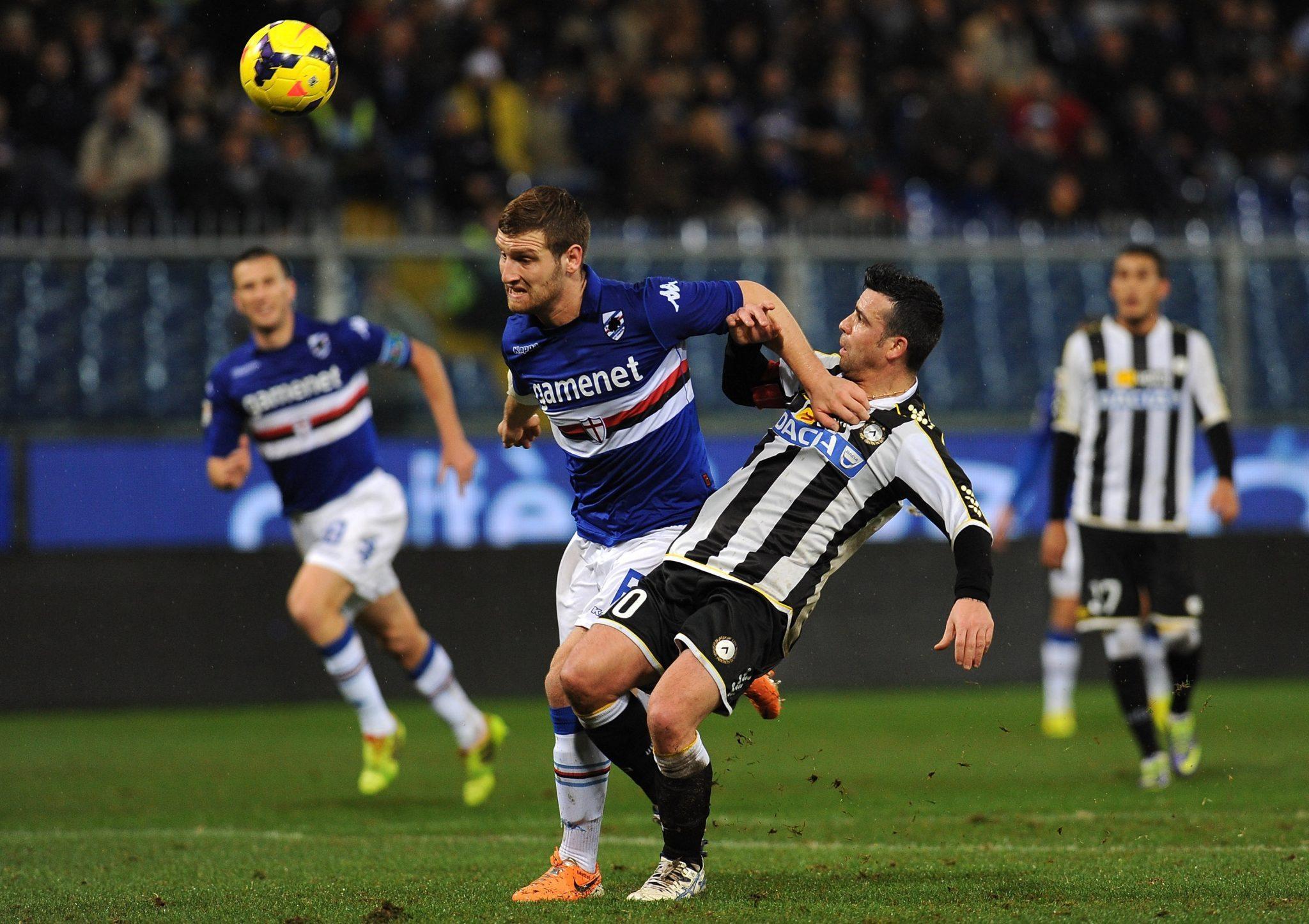 Sampdoria – Udinese Betting Prediction 25.02.2018