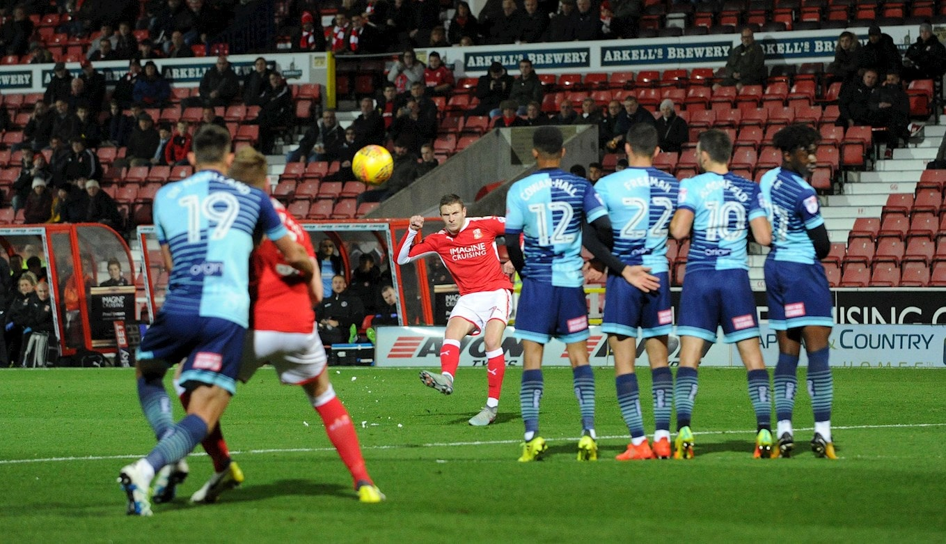 Wycombe - Swindon betting prediction