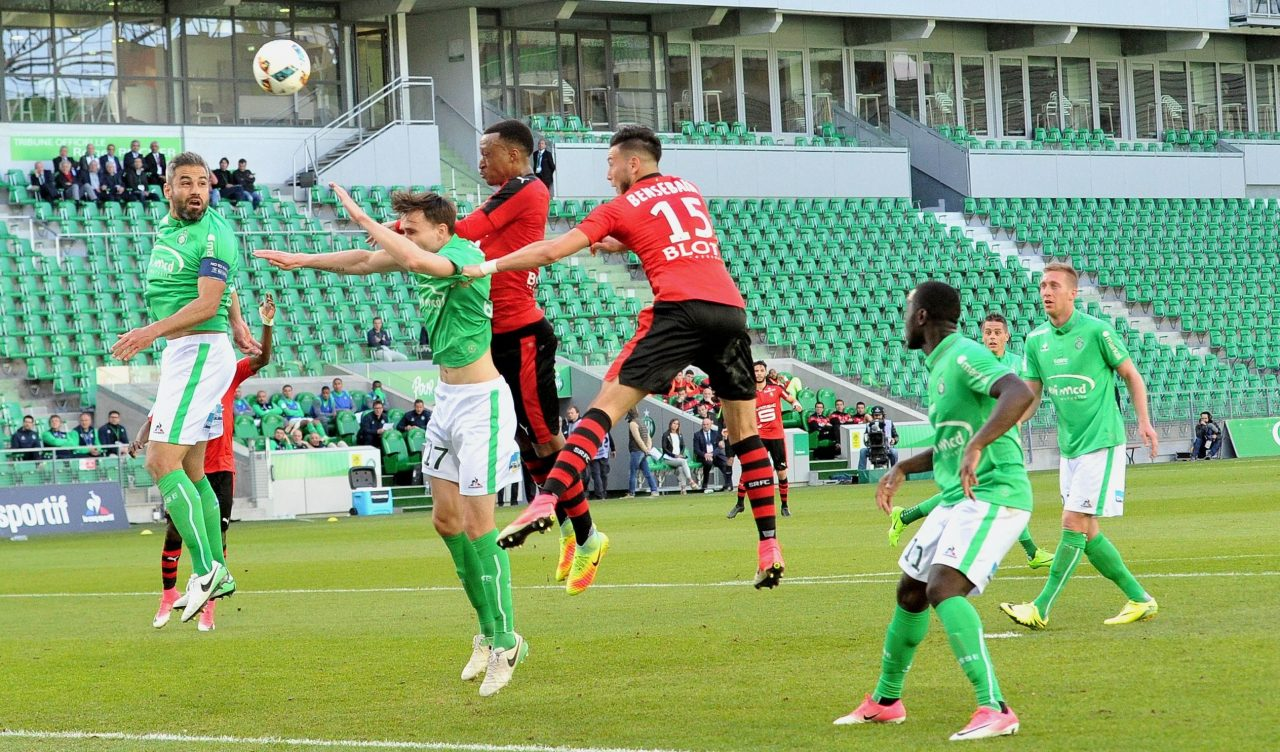 Rennes - Saint Etienne Betting Prediction