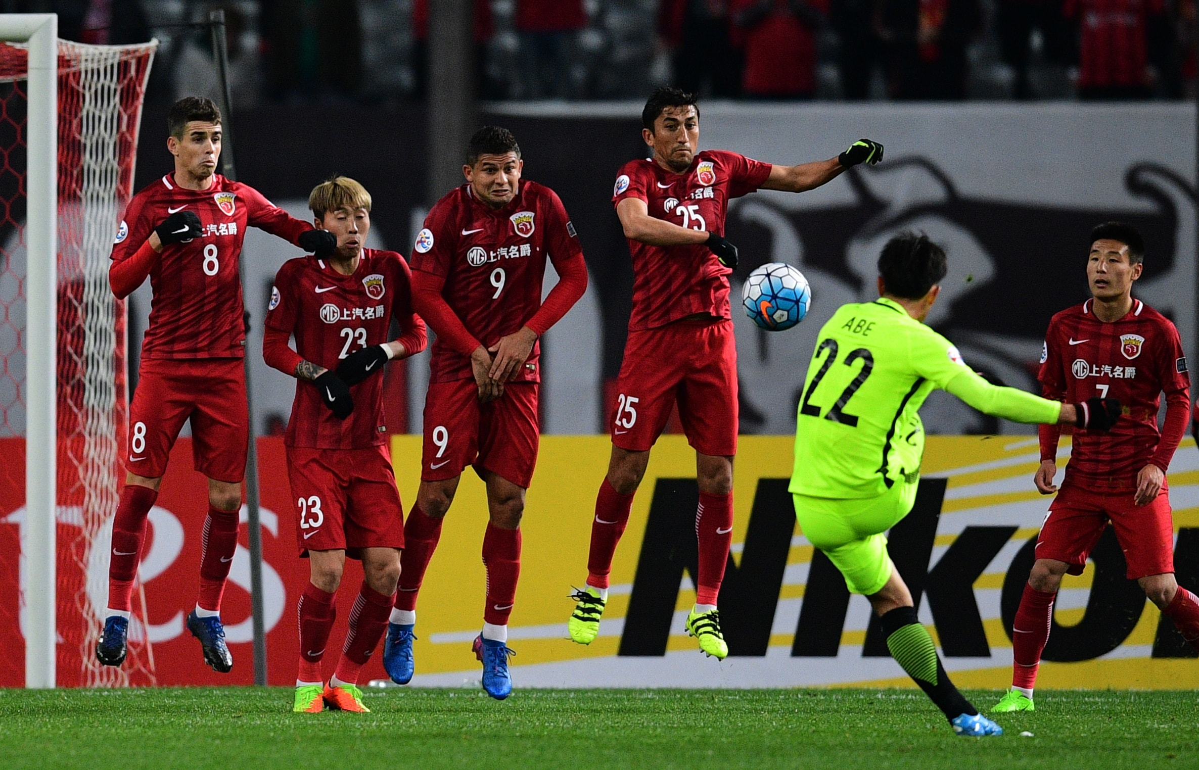 Shanghai SIPG – Ulsan Hyundai Betting prediction
