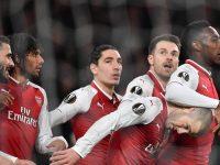 Europa League Arsenal – Atlético Madrid 26 April 2018