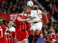 Champions League Bayern Munich – Sevilla 11 April 2018