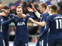 Brighton – Tottenham Premier League 17 April 2018