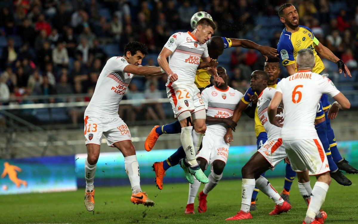 Lorient - Bourg en Bresse Betting Prediction