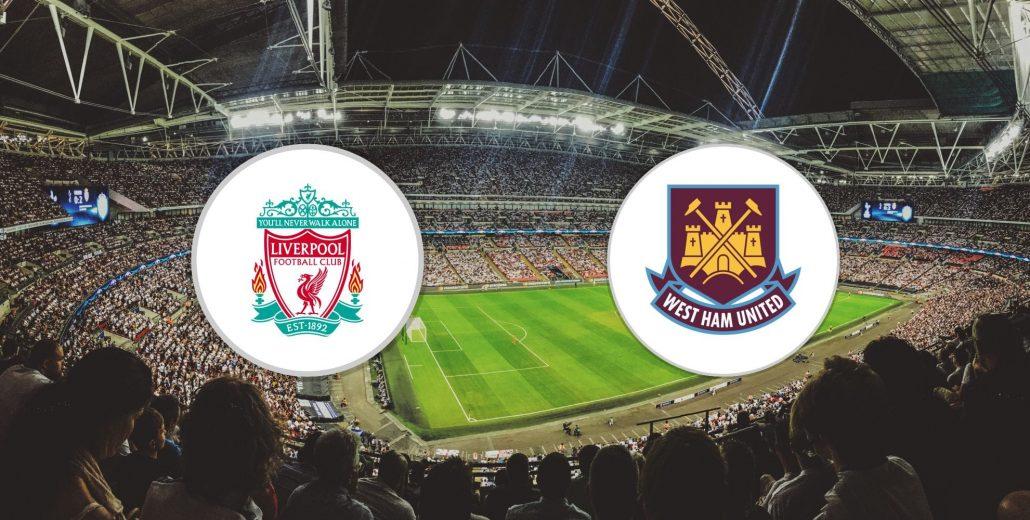 Premier League Liverpool vs West Ham  12/08/2018