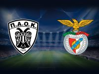 Champions League PAOK vs SL Benfica 29/08/2018
