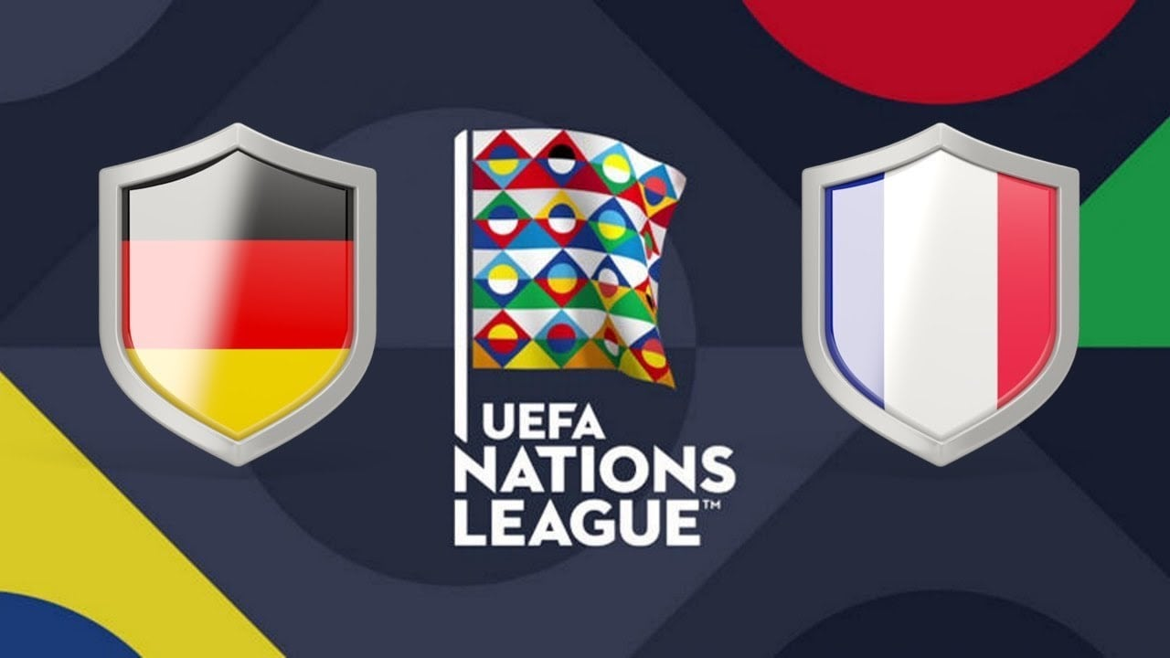 UEFA Nation League Germany vs France