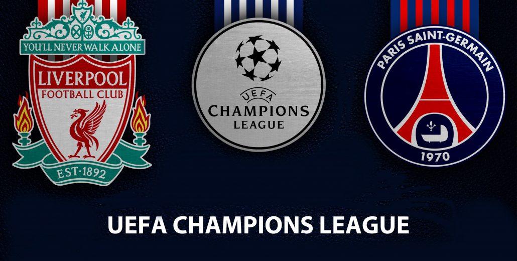 Champions League Liverpool vs PSG 18/09/2018