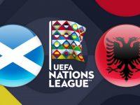 UEFA Nations League Scotland vs Albania 10/09/2018