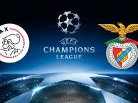 Ajax vs Benfica Champions League 23/10/2018