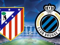 Champions League Atletico Madrid v Club Brugge 3/10/2018