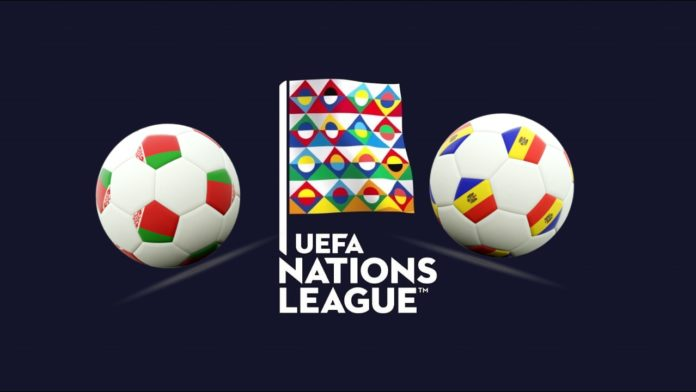 UEFA Nations League Belarus vs Moldova