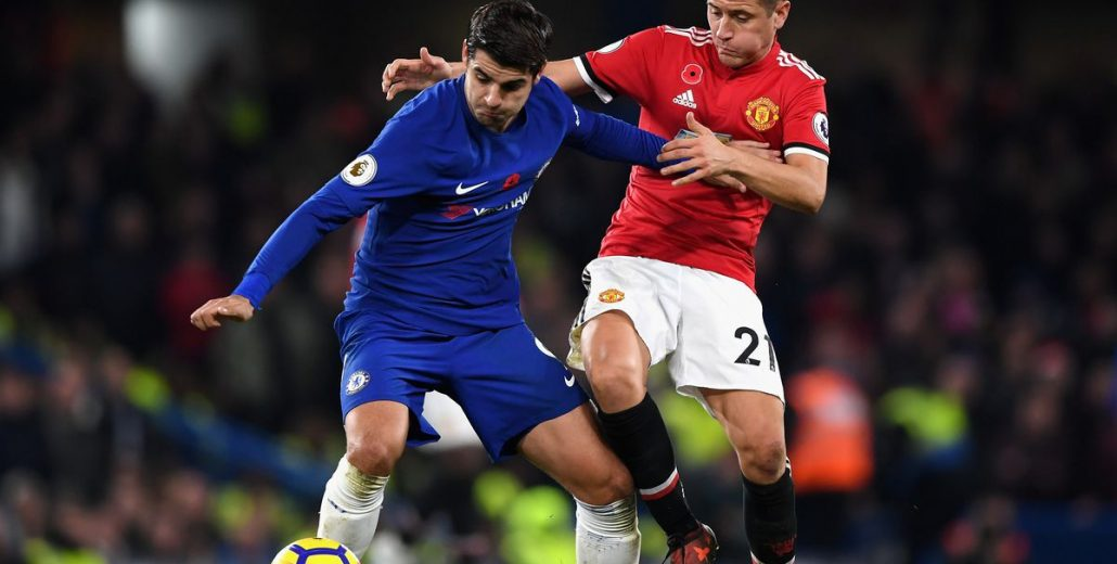 Chelsea vs Manchester United Premier League 20/10/2018