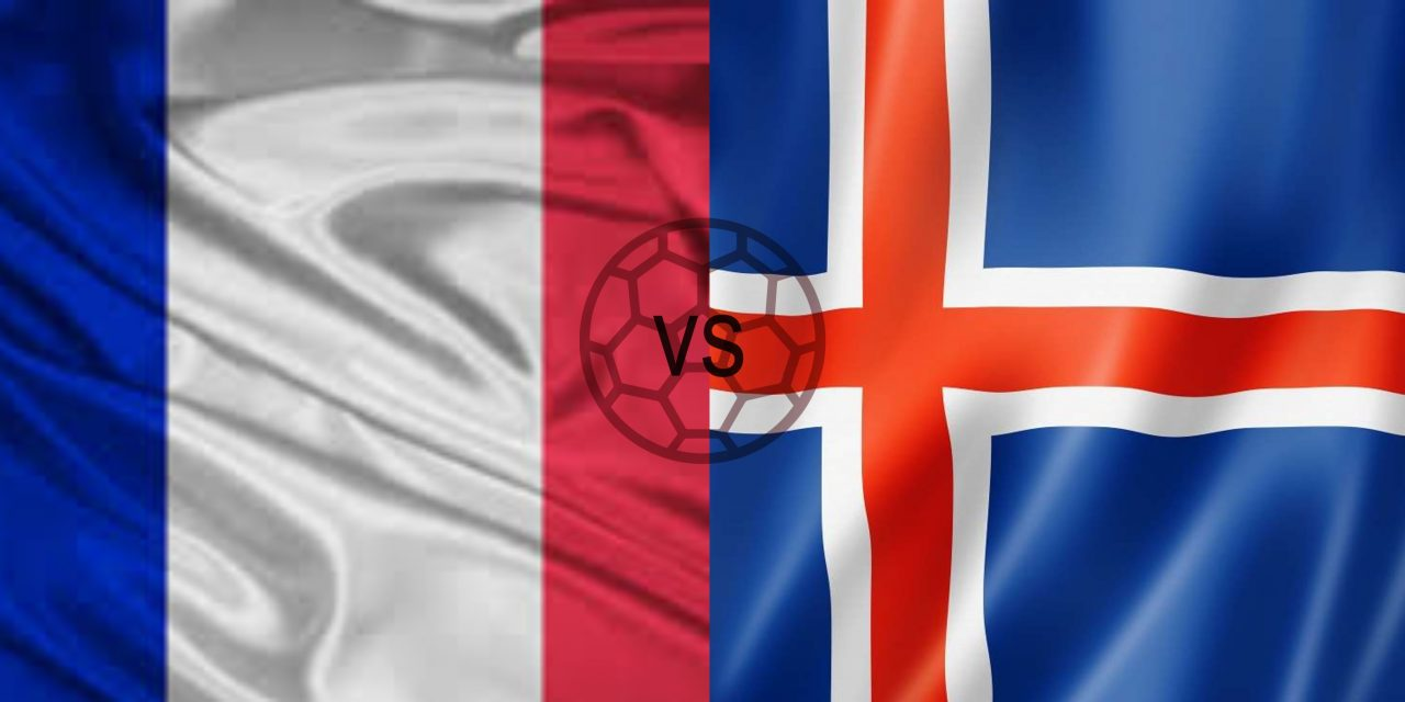 Betting Prediction France v Iceland