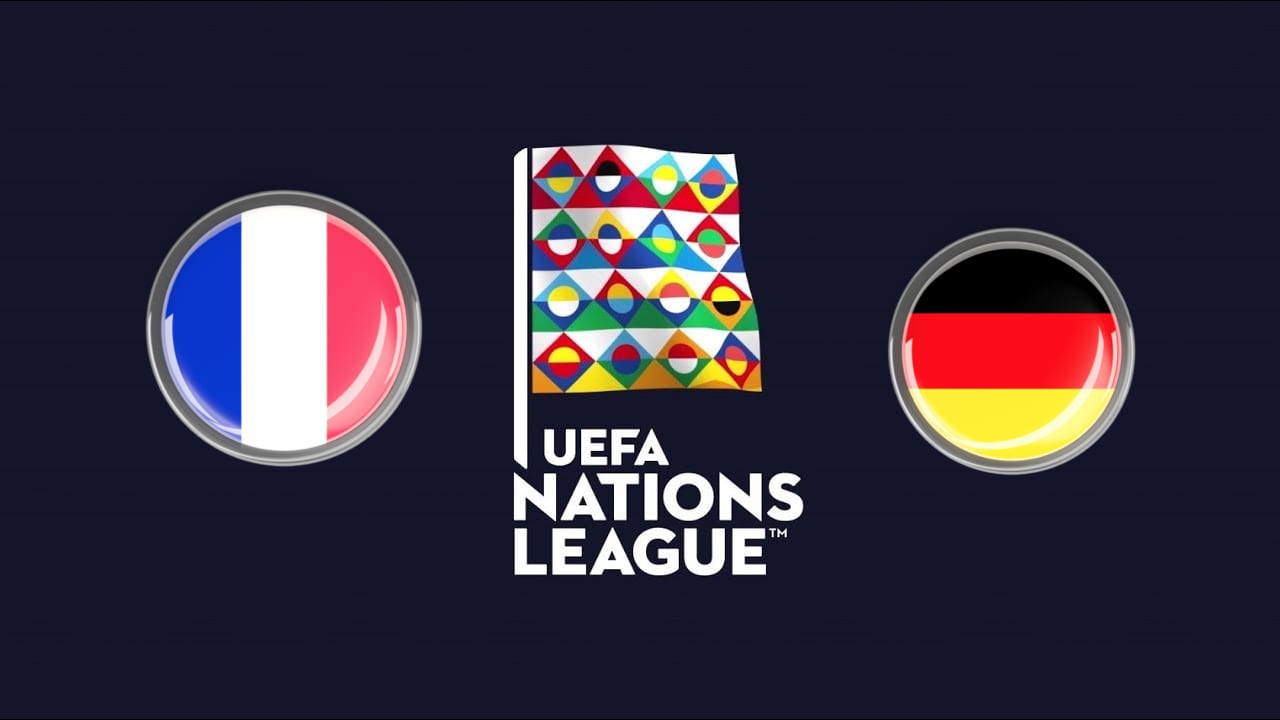 France vs Germany UEFA Nations League