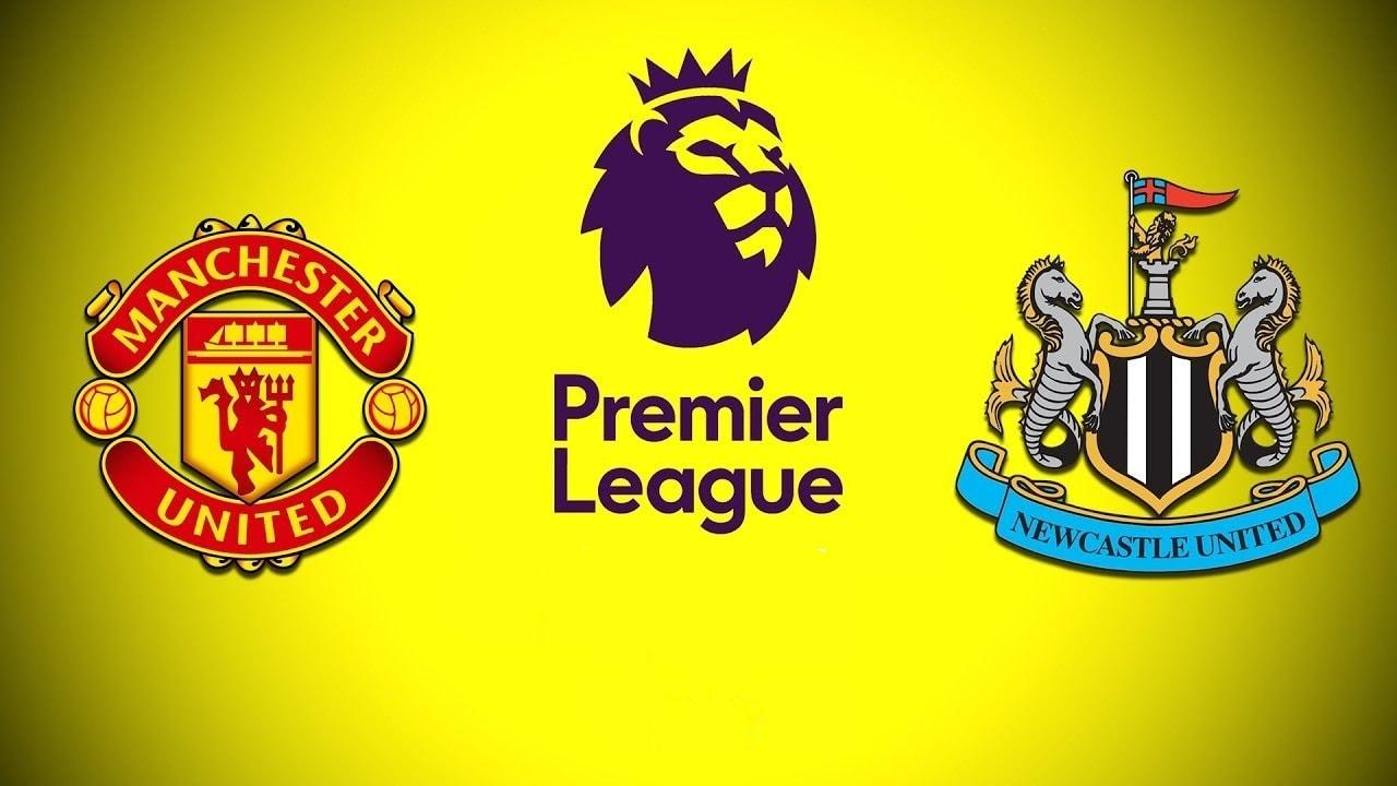 Premier League Manchester United vs Newcastle