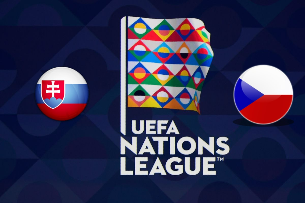 UEFA Nations League Slovakia vs Czech Republic