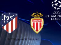 Atlético Madrid vs Monaco Champions League 28/11/2018