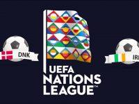 Denmark vs Ireland UEFA Nations League 19/11/2018