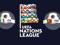Italy vs Portugal UEFA Nations League 17/11/2018