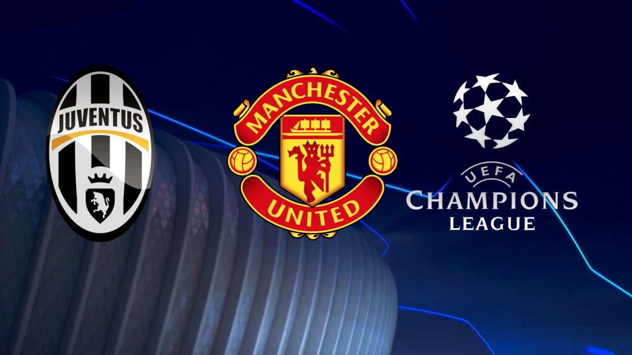 Juventus vs Manchester United Champions League