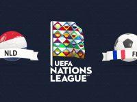 Netherlands vs France UEFA Nations League 16/11/2018