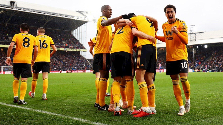 Wolverhampton vs Huddersfield Premier League