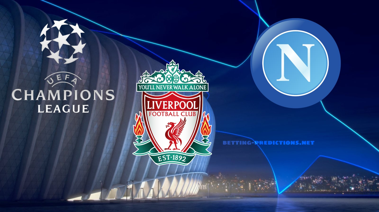 Champions League Liverpool vs Napoli