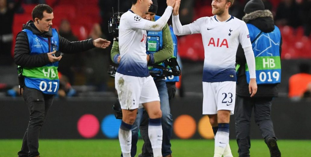 Tottenham vs Southampton Premier League 5/12/2018
