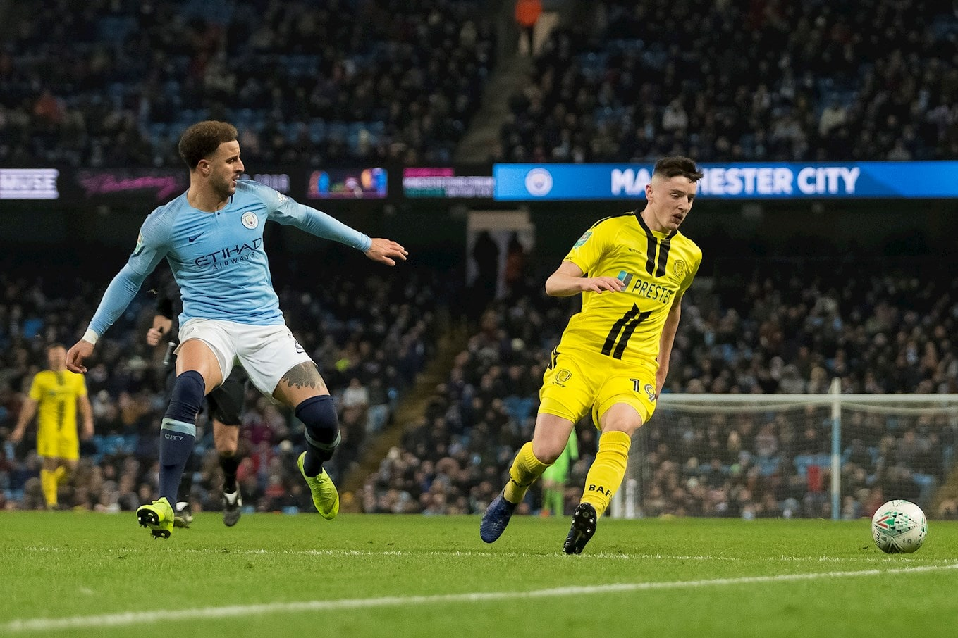 Burton vs Manchester City Betting Prediction