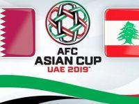 Qatar vs Lebanon Betting Predictions 9 January 2019