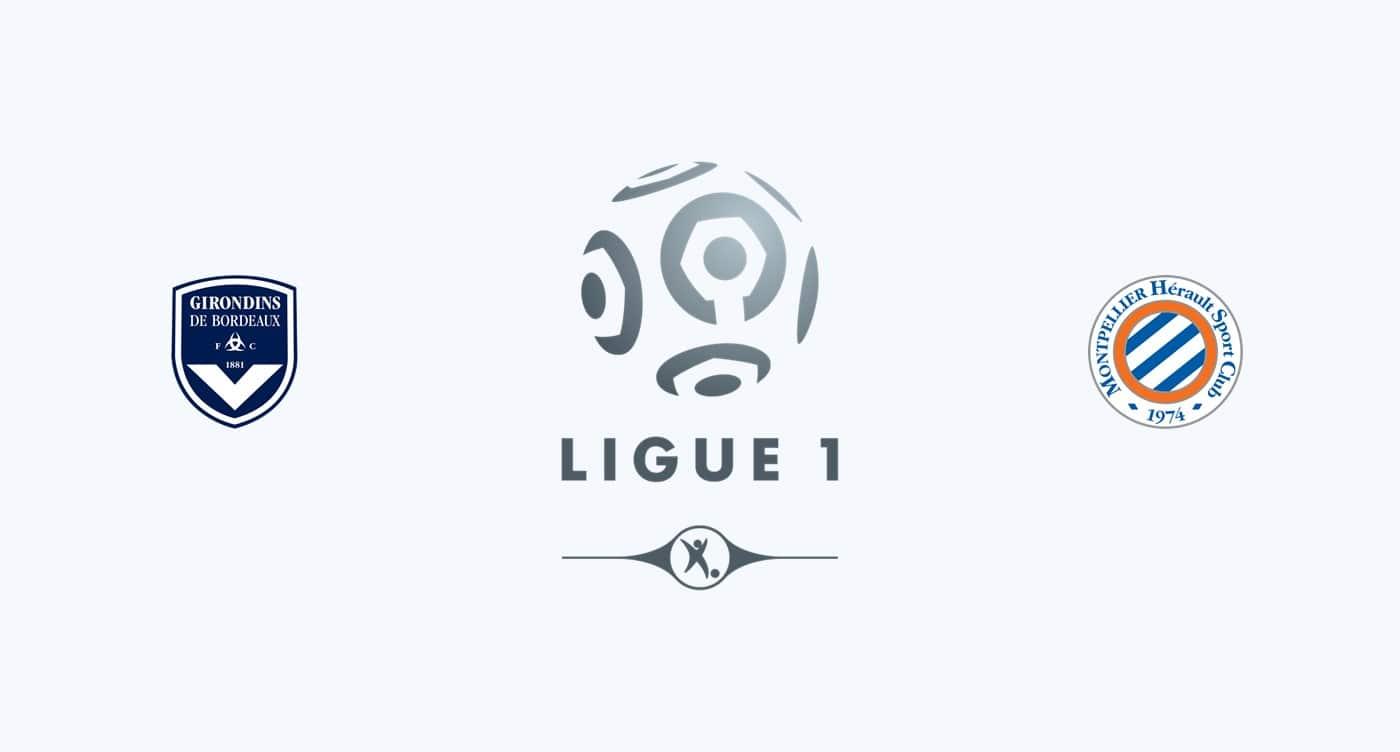 Bordeaux vs Montpellier Betting Prediction
