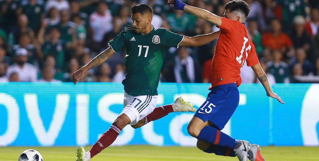 Mexico vs Chile Betting Predictions 23/03/2019