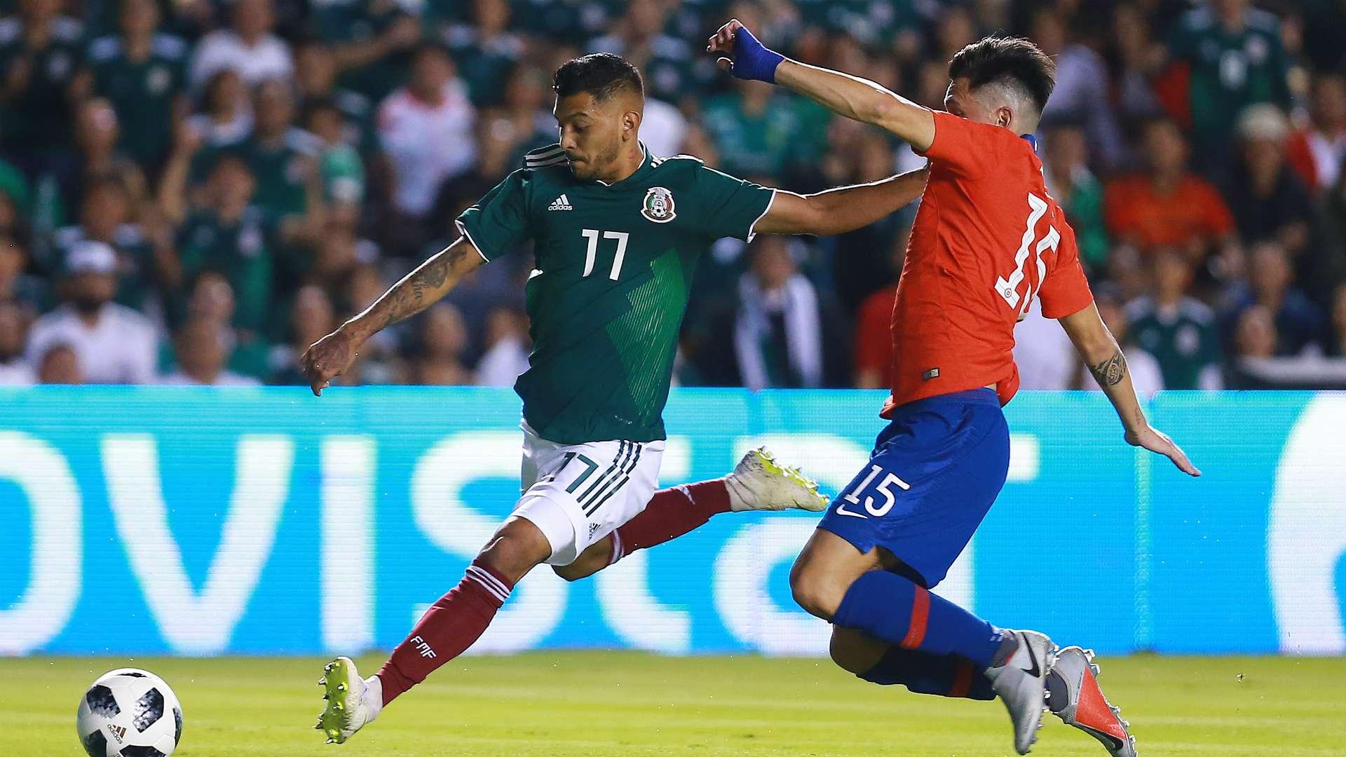 Mexico vs Chile Betting Predictions