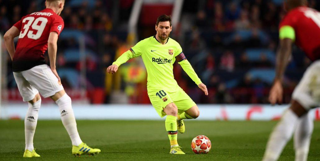 FC Barcelona vs Manchester United Betting Predictions 16/04/2019