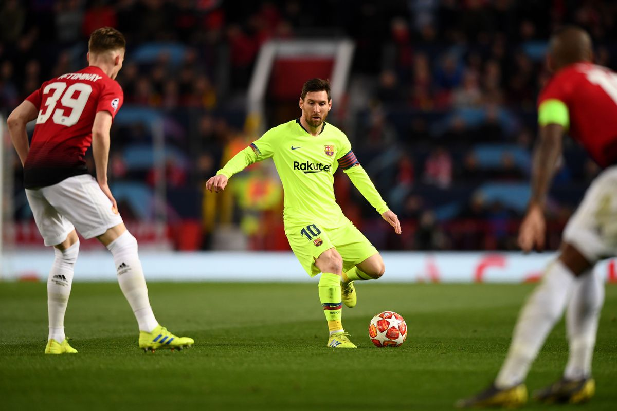 FC Barcelona vs Manchester United Betting Predictions
