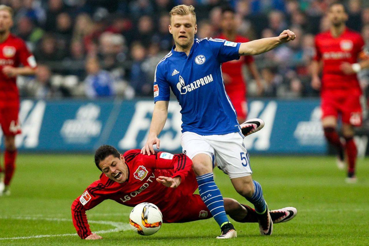 Bayer Leverkusen Schalke 04
