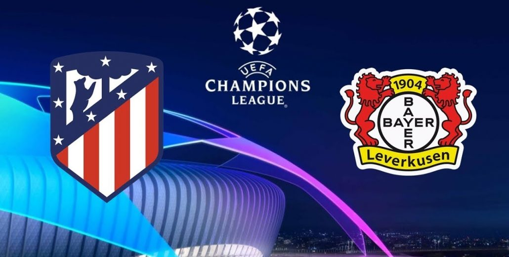 Atletico Madrid vs Bayer Leverkusen Soccer Betting Predictions