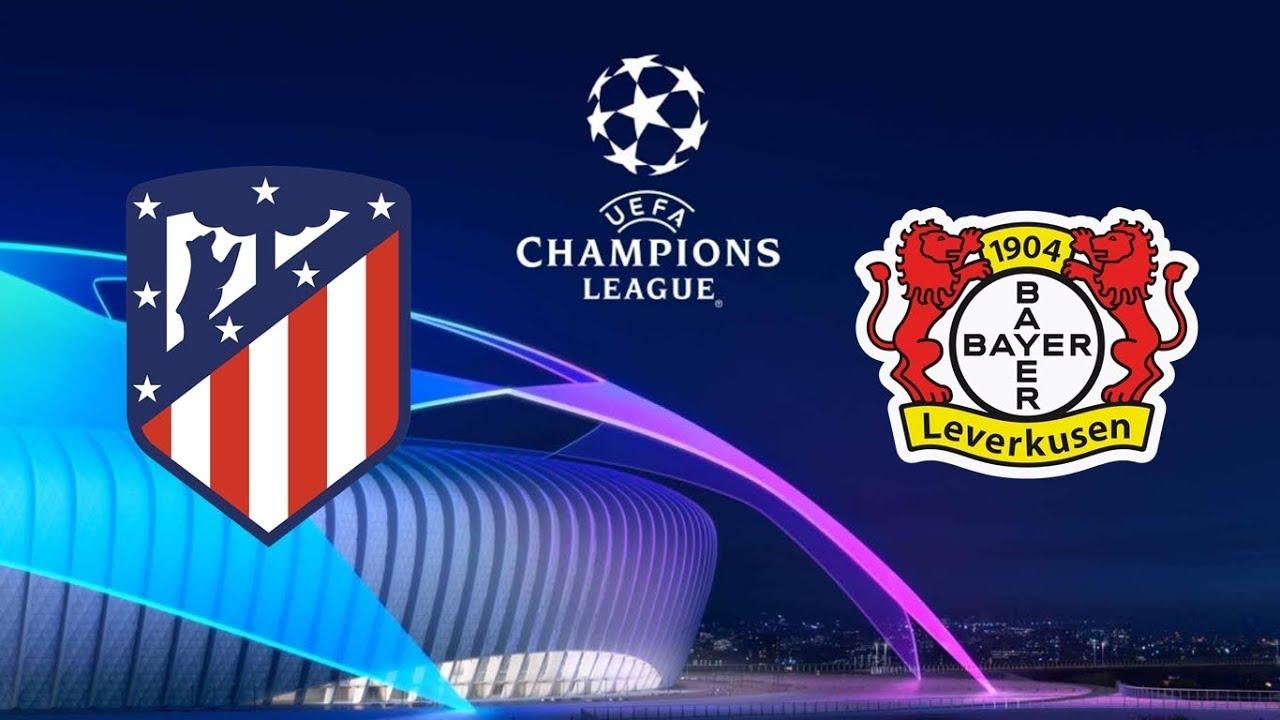 Atletico Madrid Vs Bayer Leverkusen Soccer Betting