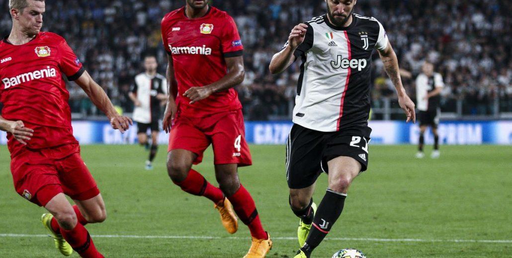 Bayer Leverkusen vs Juventus Free Betting Predictions