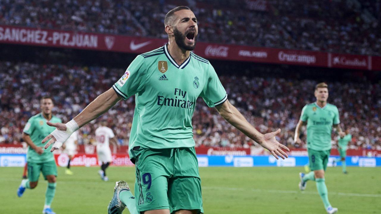 Real Madrid Sevilla