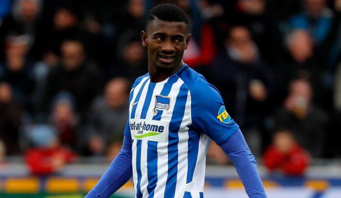 Hertha BSC suspends Kalou