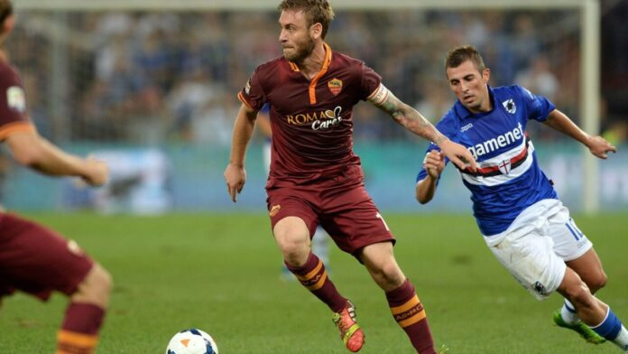 Roma vs Sampdoria Free Betting Prediction